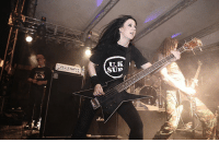 Tumblr, Blog, and Com: womenovmetal: Jo Bench Bolt Thrower