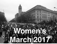 We'll be back.   Expect us.: Womens  March 2017 We'll be back.   Expect us.