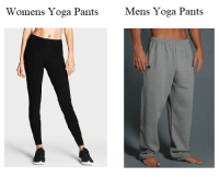 Yoga Pants: Womens Yoga PantsMens Yoga Pants