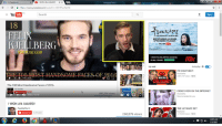 I Won, Access, and Potato: WON AN AWARD  https/Awww.youtubecom/watch  YouTube  18  FELI  KJELLBERG  BE GOD  THE AMOSTHANDSOME FACES 2015  The 100 Most Handsome Faces of 2016  DI 152/10  I WON AN AWARD!  260,876 views  NEWEPISODES24 HOURS  MONTHUNLIMITED ACCESS  iflix  Autoplay  Up next  MCHEATING?  210 157 views NEW  MICRO  CHEATING  CRINGY KIDS ON THE INTERNET  THE ULTIMATE BET OHHHHHHHHHHH!!!!!!!! 18!!! -potato