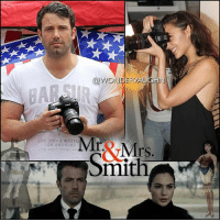 WOULD YOU WATCH THIS MOVIE? Premise: A fantasy-suspense thriller about two of the world's greatest UNDERCOVER SUPERHERO SPIES pretending to be a married couple. Starring @benaffleck as Bruce Smith and @gal_gadot as Diana Smith. THIS IS NOT A SHIP!!! *** mywonderwoman girlpower women femaleempowerment MulherMaravilha MujerMaravilla galgadot unitetheleague princessdiana dianaprince amazons amazonwarrior manofsteel thedarkknight benaffleck brucewayne spies undercover mrandmrssmith: @WONDER HN  Mr Mrs.  COR, 39th & WESTER  LOS ANGELES  Smith WOULD YOU WATCH THIS MOVIE? Premise: A fantasy-suspense thriller about two of the world's greatest UNDERCOVER SUPERHERO SPIES pretending to be a married couple. Starring @benaffleck as Bruce Smith and @gal_gadot as Diana Smith. THIS IS NOT A SHIP!!! *** mywonderwoman girlpower women femaleempowerment MulherMaravilha MujerMaravilla galgadot unitetheleague princessdiana dianaprince amazons amazonwarrior manofsteel thedarkknight benaffleck brucewayne spies undercover mrandmrssmith