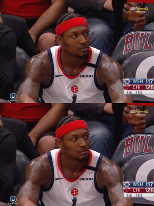 Wonder what is going through Bradley Beal's mind here🤔 https://t.co/TCXQ9mu1oa: Wonder what is going through Bradley Beal's mind here🤔 https://t.co/TCXQ9mu1oa