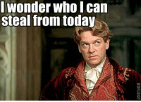 Wonder Who I can  Steal from today HOLY FUCKIN SHIT GUISE!  A couple of days ago my little brother was watching Harry Potter and the Chamber of Secrets, and I realized something. Professor Lockhart is the Steve Jobs of the wizarding world!  -PX