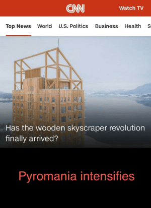 Wooden Skyscraper Revolution (aka: the Age of Bonfires): Wooden Skyscraper Revolution (aka: the Age of Bonfires)