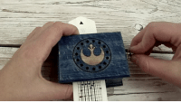Music, Star Wars, and Tumblr: woodissimo:Star Wars  - music box Main Theme cover