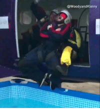 """Do you dare sky dive blindfolded? See if Kleiny does. Thanks @woodyandkleiny for sharing the """"best mate losing a bet"""" video for 9GAGFunOff Share with us your funny video and get feature. More details in bio.: @WoodyandKleiny Do you dare sky dive blindfolded? See if Kleiny does. Thanks @woodyandkleiny for sharing the """"best mate losing a bet"""" video for 9GAGFunOff Share with us your funny video and get feature. More details in bio."""
