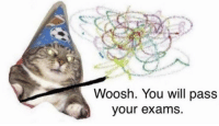 https://t.co/P6K7AQ7TQK: Woosh. You will pass  our exams. https://t.co/P6K7AQ7TQK