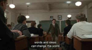 Target, Tumblr, and Blog: words and ideas  can change the world ignorance:    via weheartit