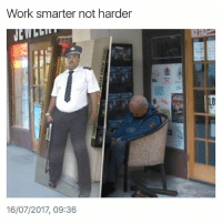 Funny, Work, and Smart: Work smarter not harder  16/07/2017, 09:36 You smart | More 👉 @miinute