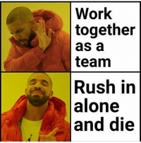 "Memes, Angel, and Angels: Work  together  as a  team  Rush in  and die Try commenting ""Rush B"" 1 letter at a time without being interrupted ☟☟☟😂FOLLOW @codmemenation for more! DOUBLE TAP ❤🙄Tag Some Friends 😉 Follow My Backup ☺ @cod_meme_nation @animal.angel ______________________________________________❤Leave a Like❤ 🗨Or a comment💬 Don't forget to follow☺ 😷hate-self promotion=delete😷 stay classy 🎩 and have a nice day 😀👍 ____________________________________________ cod codmeme codmemes codmemenation callofduty callofdutymeme callofdutymemes kontrolfreeks gfuel game gaming gamingmeme face fazerain gamer scuf meme memes dank dankmeme dankmemes battlefield battlefieldhardline battlefield1 battlefield4 gta gtav gta5 gtavonline"