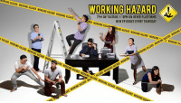 SGAG's first Youtube series, Working Hazard, follows a group of seemingly ordinary co-workers going about their day jobs but by the end of the day, nothing is as ordinary as it seems. New episode airs every Thursday 10pm. Catch it first on Youtube at 7pm by subscribing to your Youtube channel(link in bio)! Episode 5 will be out tonight! Find out how to win exclusive SGAG merchandise in the video description!: WORKING HAZARD  7PM ON YOUTUBE I 10PM ON OTHER PLATFORMS  NEW EPISODES EVERY THURSDAY  URKING HAZARD WORKING HAZARD WORKINGS HAZARD WORKING HAZARD  0 WORKINGR  ING HAZARD WORKING HAZARD WORKINGWORKING HA  SHAZARD WORKING HAZARD WORKING HAZARD w SGAG's first Youtube series, Working Hazard, follows a group of seemingly ordinary co-workers going about their day jobs but by the end of the day, nothing is as ordinary as it seems. New episode airs every Thursday 10pm. Catch it first on Youtube at 7pm by subscribing to your Youtube channel(link in bio)! Episode 5 will be out tonight! Find out how to win exclusive SGAG merchandise in the video description!