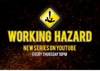 Memes, youtube.com, and Link: WORKING HAZARD  NEW SERIESON YOUTUBE  EVERY THURSDAY 10PM We're SOOO excited to announce the launch of our new YouTube series, Working Hazard, which will premiere tonight at 10pm! Tune in every Thursday at 10pm to see how this bunch of dysfunctional co-workers interact in their strange office environment!!! Remember to subscribe so you won't miss an episode! (Link in bio description!)