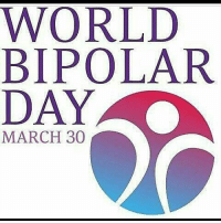Let's continue to shed light ✨✨ -------------------- repost from @jadalove16 - It's World Bipolar Day- Did you know that bipolar disorder affects 27 million people worldwide? Get educated and learn more about bipolar disorder, support the cause and raise awareness!!!: WORLD  BIPOLAR  DAY  MARCH 30 Let's continue to shed light ✨✨ -------------------- repost from @jadalove16 - It's World Bipolar Day- Did you know that bipolar disorder affects 27 million people worldwide? Get educated and learn more about bipolar disorder, support the cause and raise awareness!!!