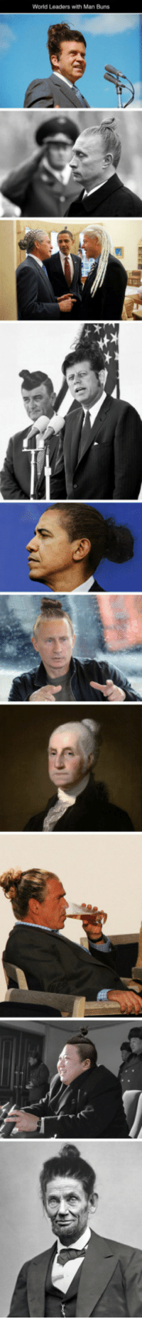 <p>Leaders With Man Buns.</p>: World Leaders with Man Buns <p>Leaders With Man Buns.</p>