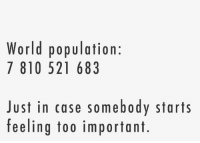 Memes, News, and Breaking News: World population  7 810 521 683  Just in case somebody starts  feeling too important *BREAKING NEWS* The world doesn't revolve around you Hun... goodgirlwithbadthoughts 💅🏼