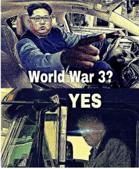 Memes, Cool, and World: World War 3?  YES Cool story