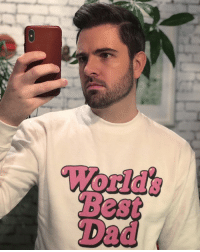 Dad, Memes, and Best: World's  Best  Dad This design is on sale, along with EVERYTHING ELSE IN MY STORE!! Just tap the link in my bio! 👨🏻💼