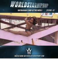 WSHH Instagram Comp Of The Week Episode! 45! Live now on WorldStarHipHop.com and the WSHH app! Shoot, edit, & submit your videos directly to us using the WorldstarCamera feature. Download the WSHH app now for iOS and Android 🎥📲 @worldstar: WORLDSTARHIPHOP  INSTAGRAM COMPOFTHE WEEK!  EPISODE 45!  WATCH NOW ON WORLDSTARHIPHOP COM WSHH Instagram Comp Of The Week Episode! 45! Live now on WorldStarHipHop.com and the WSHH app! Shoot, edit, & submit your videos directly to us using the WorldstarCamera feature. Download the WSHH app now for iOS and Android 🎥📲 @worldstar