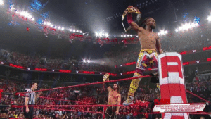 WWE RAW Results:  *Zack Ryder & Curt Hawkins def. The Revival to retain the RAW Tag Team Championship   *Alexa Bliss def. Bayley   *Aleister Black & Ricochet def. Bobby Roode & Chad Gable   *Finn Bálor def. Sami Zayn to retain the Intercontinental Championship   *Seth Rollins vs. Kofi Kingston ends in a No Contest (still WWE Champion Kofi Kingston & Universal Champion Seth Rollins) in a Winner Take All Match   *WWE Champion Kofi Kingston & Universal Champion Seth Rollins def. The Bar: WORLO WRESTLING ENTERTAINMENT. INC  19 WWE RAW Results:  *Zack Ryder & Curt Hawkins def. The Revival to retain the RAW Tag Team Championship   *Alexa Bliss def. Bayley   *Aleister Black & Ricochet def. Bobby Roode & Chad Gable   *Finn Bálor def. Sami Zayn to retain the Intercontinental Championship   *Seth Rollins vs. Kofi Kingston ends in a No Contest (still WWE Champion Kofi Kingston & Universal Champion Seth Rollins) in a Winner Take All Match   *WWE Champion Kofi Kingston & Universal Champion Seth Rollins def. The Bar