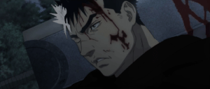 worms-go-here:  Movie Guts edited into the Black Swordsman because I am bitter about the anime: worms-go-here:  Movie Guts edited into the Black Swordsman because I am bitter about the anime