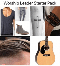 Jesus looked pretty tight in that low cut rag n bone robe: Worship Leader Starter Pack  9099 Jesus looked pretty tight in that low cut rag n bone robe