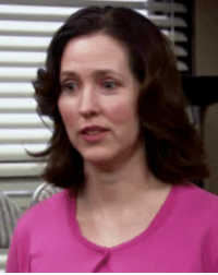Worst Dunder Mifflin employee ever, annoying biatch: Worst Dunder Mifflin employee ever, annoying biatch