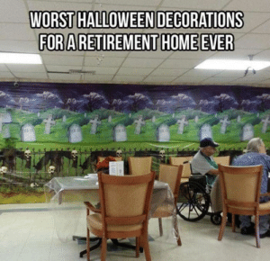 12 Funny Halloween Memes That Will Make You Laugh Out Loud: WORST HALLOWEEN DECORATIONS 12 Funny Halloween Memes That Will Make You Laugh Out Loud