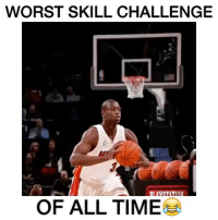 """Comment """"L"""" 3 times I bet you can't😈 @athleticdunks - Follow (me) @fyecrosses for more!🔥: WORST SKILL CHALLENGE  IMU  OF ALL TIME Comment """"L"""" 3 times I bet you can't😈 @athleticdunks - Follow (me) @fyecrosses for more!🔥"""