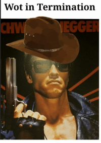 Wot In: Wot in Termination  EGGER