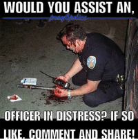 Every officer on my way has my full support💙 pray4police p4p supportthepolice police cop hero thinblueline lawenforcement America policelivesmatter supportourtroops BlueLivesMatter sheepdogs police thankacop safetyday thankacop hugACop SupportLawEnforcement: WOULD YOU ASSIST AN,  OFFICER IN DISTRESS IF SO  LIKE. COMMENT AND SHARE! Every officer on my way has my full support💙 pray4police p4p supportthepolice police cop hero thinblueline lawenforcement America policelivesmatter supportourtroops BlueLivesMatter sheepdogs police thankacop safetyday thankacop hugACop SupportLawEnforcement