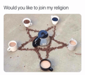 Religion, You, and Like: Would you like to join my religion