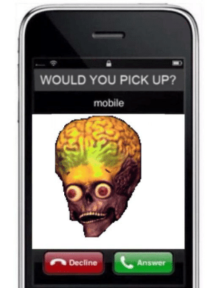 Mobile, Answer, and You: WOULD YOU PICK UP?  mobile  Decline  Answer https://t.co/CUNLU4PXEJ