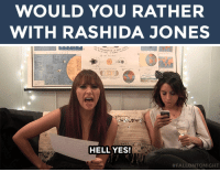 """<h2><b>Wanna play """"WOULD YOU RATHER"""" with Rashida Jones?</b><br/><br/></h2><p>Rashida is ready to answer your best """"Would You Rather?"""" scenarios!</p><p>Send us your best/funniest/weirdest questions by replying below or by submitting to our <b><a href=""""http://fallontonight.tumblr.com/ask"""" target=""""_blank"""">Tumblr Ask Box!</a></b><br/><br/></p><h2>What's your best """"Would You Rather"""" question?</h2>: WOULD YOU RATHER  WITH RASHIDA JONES   HELL YES!  #FAL  TONIGHT <h2><b>Wanna play """"WOULD YOU RATHER"""" with Rashida Jones?</b><br/><br/></h2><p>Rashida is ready to answer your best """"Would You Rather?"""" scenarios!</p><p>Send us your best/funniest/weirdest questions by replying below or by submitting to our <b><a href=""""http://fallontonight.tumblr.com/ask"""" target=""""_blank"""">Tumblr Ask Box!</a></b><br/><br/></p><h2>What's your best """"Would You Rather"""" question?</h2>"""