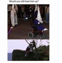 Memes, 🤖, and Watch It: Would you still beat him up? I just watched the strange thing about the Johnsons, I don't know how I feel about, its strange but interesting, go watch it, I recommend you watch it alone though