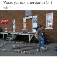Friends, Memes, and 🤖: Would you stomp on your ex for Dm to 5 friends 😂