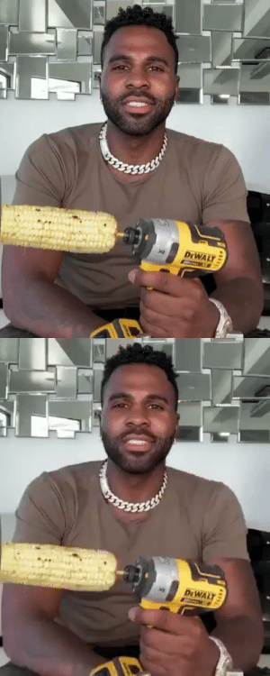 Wouldn't suggest doing this...🌽😳😩 @jasonderulo https://t.co/iYRuADbD6K: Wouldn't suggest doing this...🌽😳😩 @jasonderulo https://t.co/iYRuADbD6K
