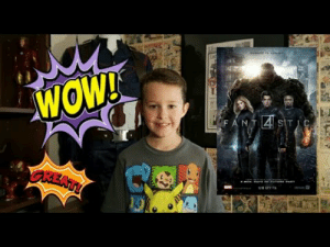 meme-mage:    OllieTV Episode 2 - Fantastic 4 review     OllieTV - EPISODE 2REVIEW OF THE FANTASTIC FOUR (2015)Catch us on Facebook at www.facebook.com/ollietvonline When commenting, remember he's a little boy. Please keep your comments rated G - PG and feel free to leave encouraging notes as he is anxious for your feedback.   : WOW!  LFANT4 SITIC  OREATY meme-mage:    OllieTV Episode 2 - Fantastic 4 review     OllieTV - EPISODE 2REVIEW OF THE FANTASTIC FOUR (2015)Catch us on Facebook at www.facebook.com/ollietvonline When commenting, remember he's a little boy. Please keep your comments rated G - PG and feel free to leave encouraging notes as he is anxious for your feedback.