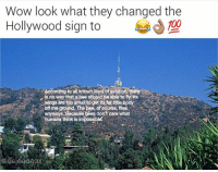 Memes, Congratulations, and Wings: Wow look what they changed the  100  Hollywood sign to  According to  all known laws of aviation there  is no way that a bee should be able to fly its  wings are too smalto get its fat little body  off the ground. The bee, ofcourse, flies  anyways. Because bees don't care what  humans think is impossible.  Sloe Congratulations Hollywood sign - the first meme of 2017! Do you like jazz? (@xbox360owner remix)