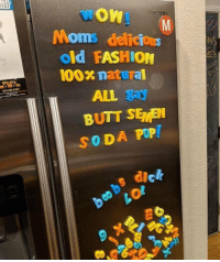 """Butt, Fashion, and Moms: woW!  Moms delicious  old FASHION  00x natural  ANSUNG  VES  19.226.6333  ALL ay  BUTT SEEN  dic bequietclaireese:  """"adults"""""""