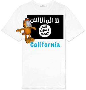 Wow my favorite shirt definitely not isis flag: Wow my favorite shirt definitely not isis flag