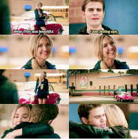 [8x16 Series Finale] — this scene made me so happy :') ❤ q: favourite friendship on tvd?: Wow, That was beautiful.  TVD. IG  was feeling epic. [8x16 Series Finale] — this scene made me so happy :') ❤ q: favourite friendship on tvd?