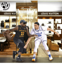 LiAngelo Ball is suspended indefinitely https://t.co/zQQJ7HWm8I: @WRA  LOUIS VUI  LOUIS VUITTON  LOUIS VUITTON  CLA  SECURITY. LiAngelo Ball is suspended indefinitely https://t.co/zQQJ7HWm8I
