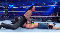 The Undertaker, at the age of 89, came out to #WrestleMania and defeated John Cena in 3 minutes and walked away with millions. #Goals:  # WrestleMania  LIV The Undertaker, at the age of 89, came out to #WrestleMania and defeated John Cena in 3 minutes and walked away with millions. #Goals