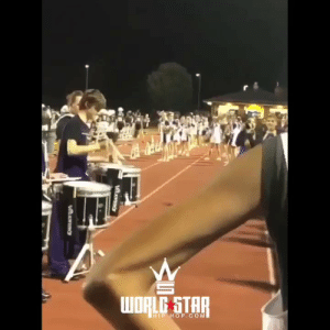 How do y'all think this Drumline did?! 🏈🥁👀 (via @colekelly12_) https://t.co/JF32P2qkPp: WRLG STAR  HIP HOP.COM How do y'all think this Drumline did?! 🏈🥁👀 (via @colekelly12_) https://t.co/JF32P2qkPp