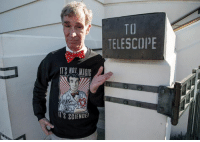 """Only a few days left to buy an """"It's Not Magic, It's Science!"""" crewneck or tee! Every shirt and sweatshirt sold brings us one step closer to a healthier existence and a stronger economy. 100% clean is 100% possible. Let's do this, people! Represent.com/billnye   100% campaign: WS NDL MAGIC  ITS SCIENCE  TELESCOPE Only a few days left to buy an """"It's Not Magic, It's Science!"""" crewneck or tee! Every shirt and sweatshirt sold brings us one step closer to a healthier existence and a stronger economy. 100% clean is 100% possible. Let's do this, people! Represent.com/billnye   100% campaign"""
