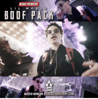 "Memes, Worldstarhiphop, and Wshh: WSHH PREMIERE  BOOF PA  WATCH NOW ON WORLDSTARHIPHOP.COM WSHH Premiere @1320Mosey ""Boof Pack"" LiveNow LilMosey BoofPack dir- @yungtada"