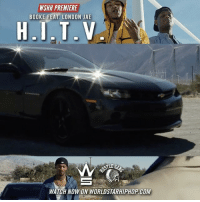 "Hoes, Memes, and Worldstarhiphop: WSHH PREMIERE  BOOKE FEAT. LONDON JAE  STLE  WATCH NOW ON WORLDSTARHIPHOP COM WSHH Premiere @IAmYungBooke Feat. @LondonJae ""H.I.T.V. (Hoes In The Valley)"" LiveNow YungBooke LondonJae HoesInTheValley HustleGang dir- @phillyflyboy"