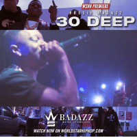 "WSHH Premiere @OfficialBoosieIG ""30 Deep"" BoosieBadazz 30Deep BadazzMusicSyndicate dir- @yungmik3: WSHH PREMIERE  BOOSIE  B A D A Z Z  30 DEEP  VA BADAzz  MUSIC SYNDICATE  WATCH NOW ON WORLDSTARHIPHOP COM WSHH Premiere @OfficialBoosieIG ""30 Deep"" BoosieBadazz 30Deep BadazzMusicSyndicate dir- @yungmik3"