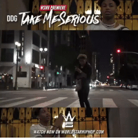 "Memes, Wshh, and Watch: WSHH PREMIERE  DDG  WATCH NOW ON WORLOSTARHIPHOP.COM #WSHH #Premiere @PontiacMadeDDG ""Take Me Serious"" https://t.co/MzglP9SWzV https://t.co/IMFzDW3Sid"