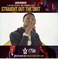 "WSHH Premiere @E40 Feat. @YoGottiKOM, @NBA_YoungBoy & JPZ ""Straight Out The Dirt"" LiveNow E40 YoGotti NBAYoungBoy StraightOutTheDirt dir- @jaesynth: WSHH PREMIERE  E-40 FEAT. YO GOTTI, NBA YOUNGBOY & JPZ  STRAIGHT OUT THEDIRT  RECOR  ATCH NOW ON WORLDSTARHIPHOP.COM WSHH Premiere @E40 Feat. @YoGottiKOM, @NBA_YoungBoy & JPZ ""Straight Out The Dirt"" LiveNow E40 YoGotti NBAYoungBoy StraightOutTheDirt dir- @jaesynth"